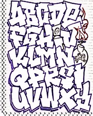 large printable graffiti letters 7 best images of large printable graffiti letters