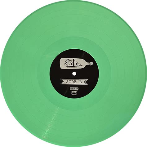 colored vinyl records chris cresswell one week record colored vinyl