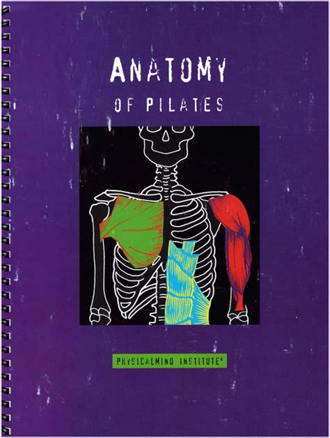 libro the anatomy of a libro anatomia del pilates