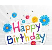 Cute Elephant Happy Birthday Cards Vector  Free Vectors