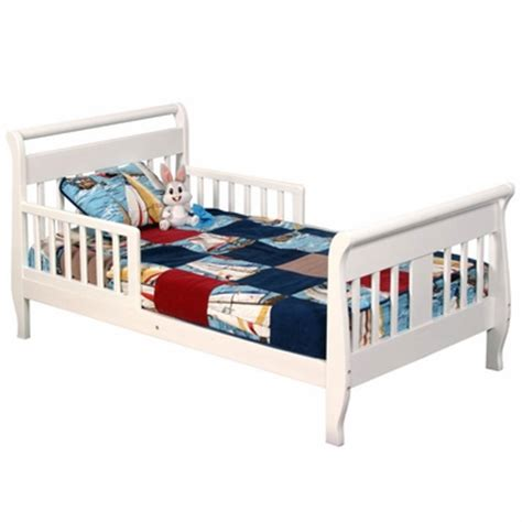 Storkcraft Sleigh Crib by Storkcraft White Soom Soom Sleigh Toddler Bed Free Shipping