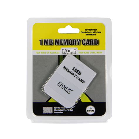playstation memorycard speicherkarte 1mb ps one ps1 memory