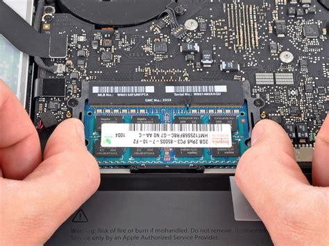 Memory Untuk Macbook Pro macbook pro 15 quot unibody mid 2010 ram replacement ifixit