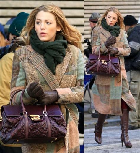 Gossip Style Found Serenas Bag by Gossip Serena Louis Vuitton Volupte Psyche Bag
