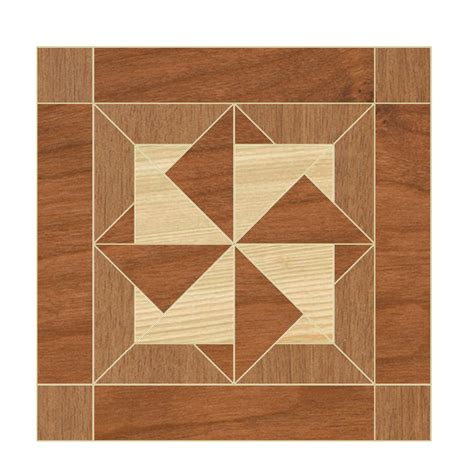 pattern for wood quilt block b scroll saw woodworking pattern plan by otb