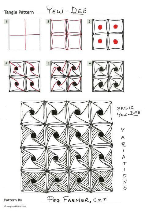 design pattern c video tutorials уроки рисования зентангл zentangle для начинающих схемы