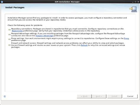 installing ibm websphere application server