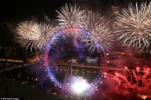the uk welcomes in new year s eve 2016 with 12 000