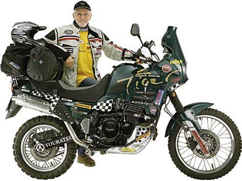 Motorrad Gabel Umbau T V by Leserbike Triumph Tiger Tourenfahrer Online