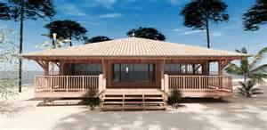 construction d une cabane bois style cap ferret a