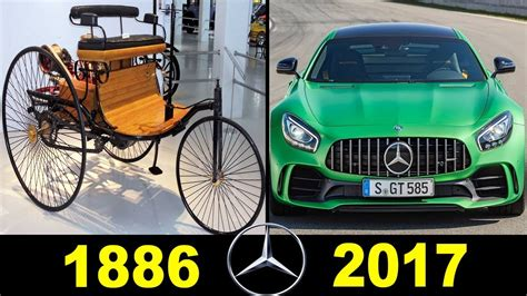 first mercedes benz 1886 mercedes benz evolution 1886 2017 1414 septemberceria