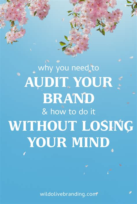 Olive Branding Studio Journey To - olive branding studio why you need to audit your