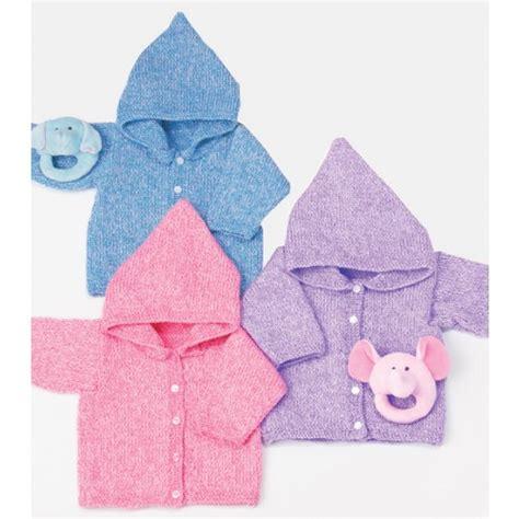 knitting pattern downloads free baby hoodie knit pattern