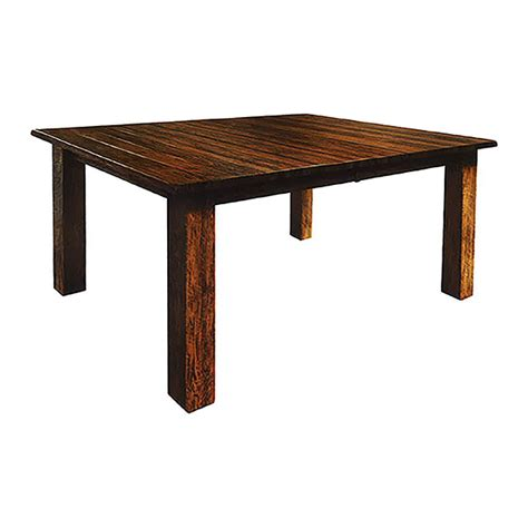 Western Dining Tables Western Mission Dining Table Drktwt427248c1