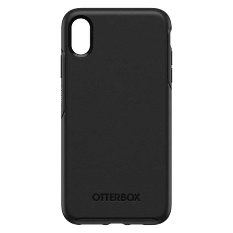 otterbox apple iphone xs max symmetry black target
