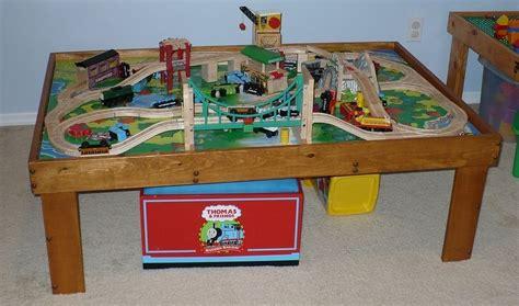 thomas the train table thomas the train table by fjpetruso lumberjocks com