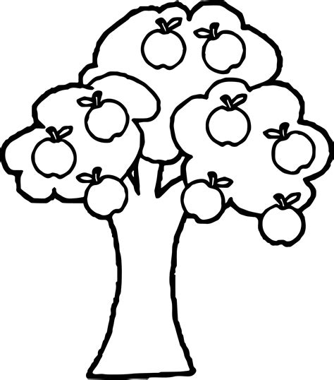 coloring pages for apple tree coloring pages to print free coloring books