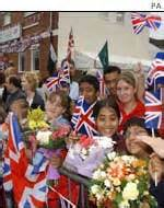 Peaceful Muslim 11 Cr news uk muslims thrilled by s visit