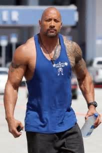 The rock dwayne johnson workout routine