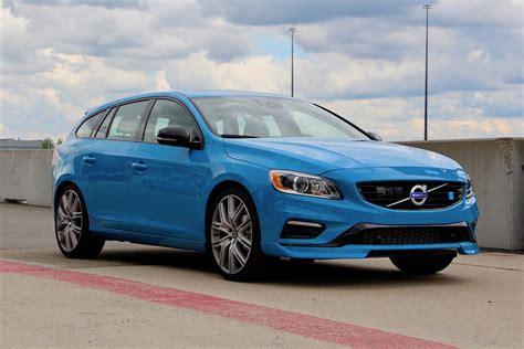 Volvo V60 Polestar Review by 2017 Volvo S60 And V60 Polestar Track Test Review