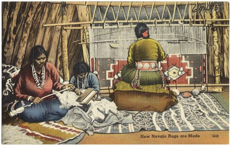 how are rugs made file how navajo rugs are made jpg wikimedia commons