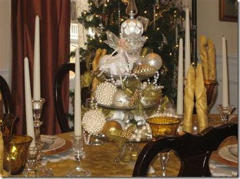 christmas dining table centerpiece home interior design