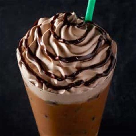 Iced Molten Chocolate Latte   Starbucks Coffee Company
