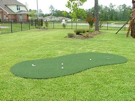 big moss outdoor target putting green  golf