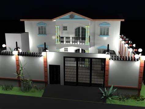 villa meubl 195 169 e de 03 chambres 195 louer 195 biteng yaound 195 169