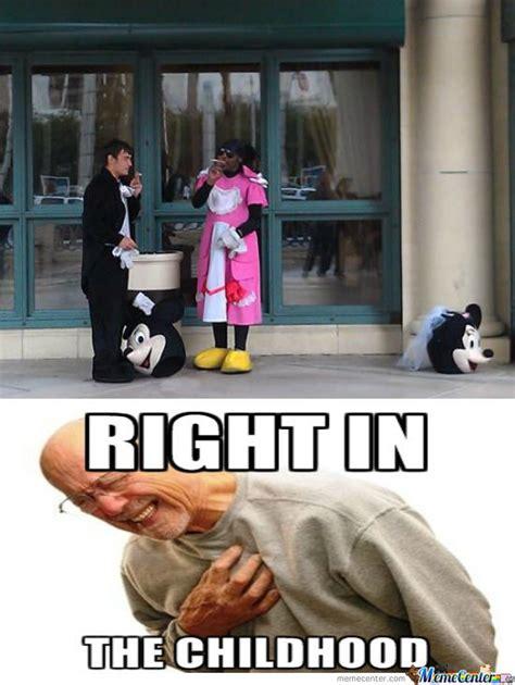 Disneyland Meme - disneyland wont be the same anymore by kickassia meme