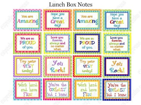 free printable easy 5 day lunchbox planner lunch box 25 free printable lunch notes the peaceful mom