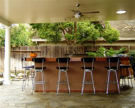 Outdoor Home Bar 20 Out Door Home Bar Designs