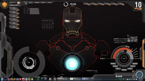 iron man jarvis wallpapers high quality hd wallpaper