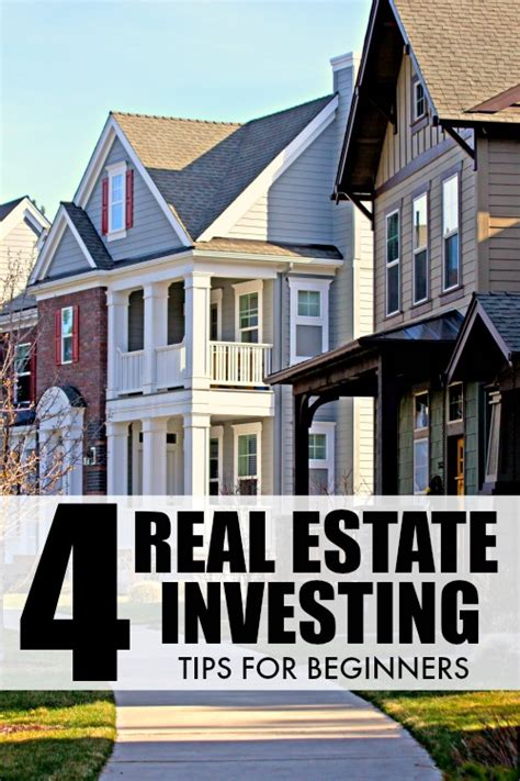 how to invest in real estate without buying a house investing in real estate 4 tips for beginners money propeller