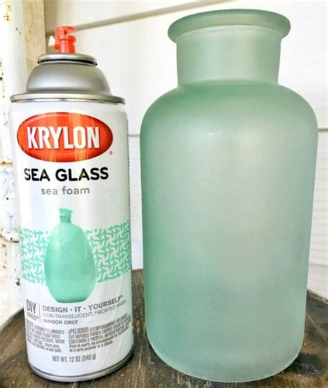 Rustic Kitchen Canisters 1000 ideas about spray painting glass on pinterest