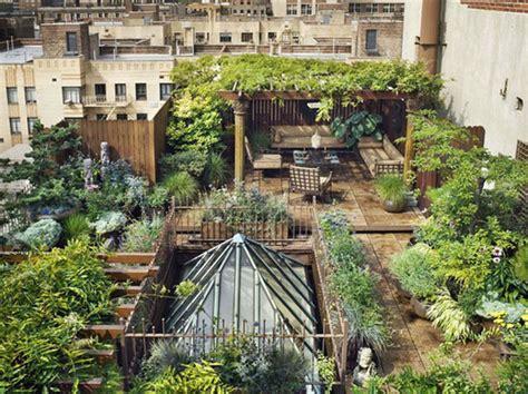 30 Rooftop Garden Design Ideas Adding Freshness to Your