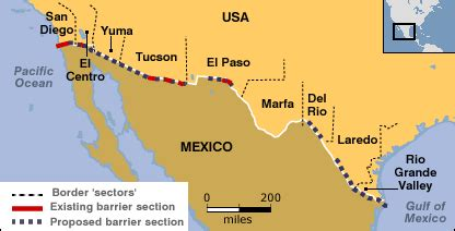 map usa and mexico border us mexico border musings on maps