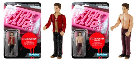fight club series 1 fight club reaction series plastic and plush