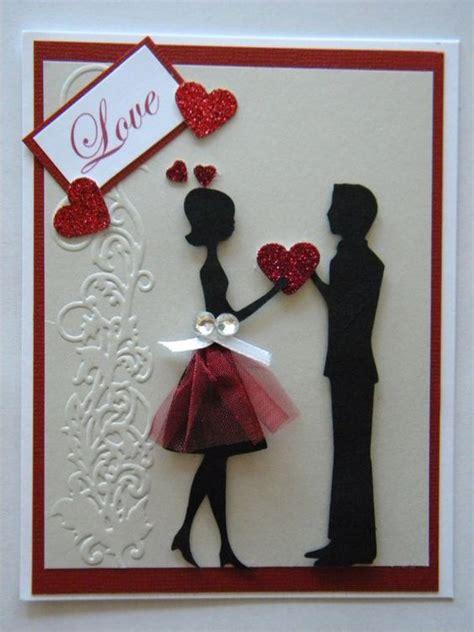 Valentines Handmade Card - card karten cricut