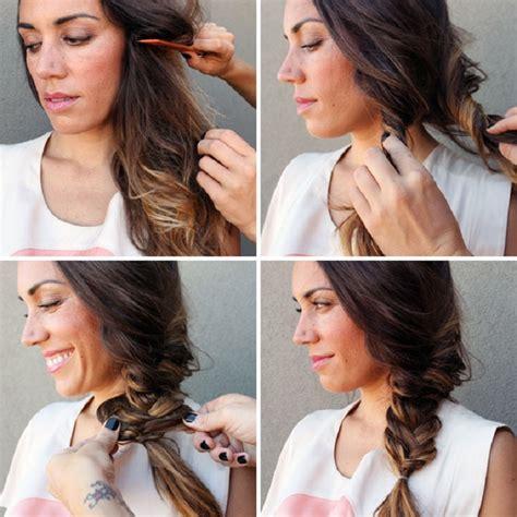 Diy Braided Hairstyles by 7 Diy Braided Hairstyles