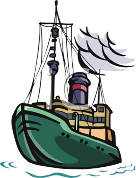 commercial fishing boat clip art boat clipart fishing