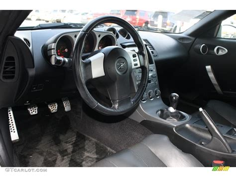 2003 Nissan 350z Interior by Charcoal Interior 2003 Nissan 350z Touring Coupe Photo