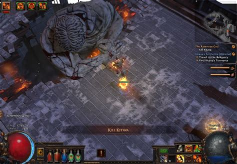 path of exile a visual walkthrough of act five esports edition