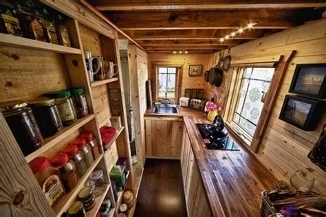 The Tiny Tack House  A Couple's Perfect Mobile Home   Home