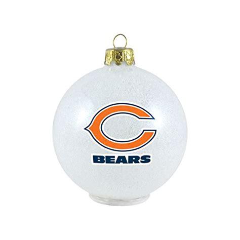 amazon com nfl ornaments bears tree ornaments chicago bears tree ornament bears tree ornament chicago bears tree ornaments