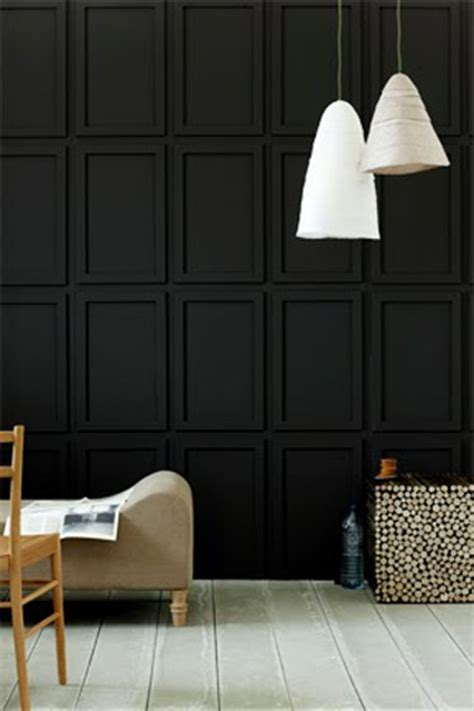 black wall designs top 10 interior design trends of 2010 black walls