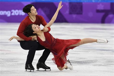 figure usa u s takes bronze in olympic team figure skating ny