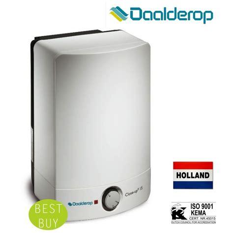 Water Heater Daalderop daalderop 15 ltr toko perlengkapan kamar mandi