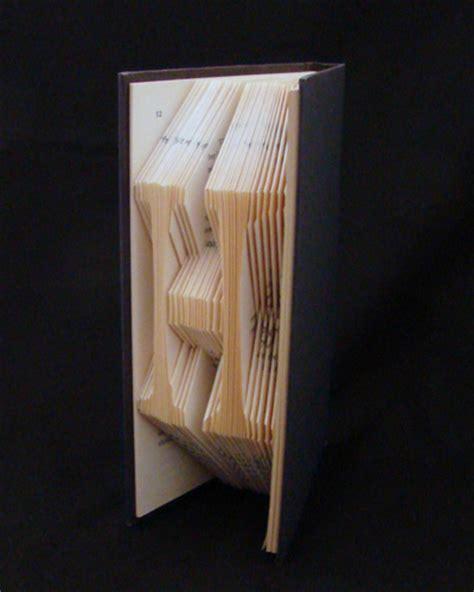 Book Origami Letters - hedgehog folded book make origami
