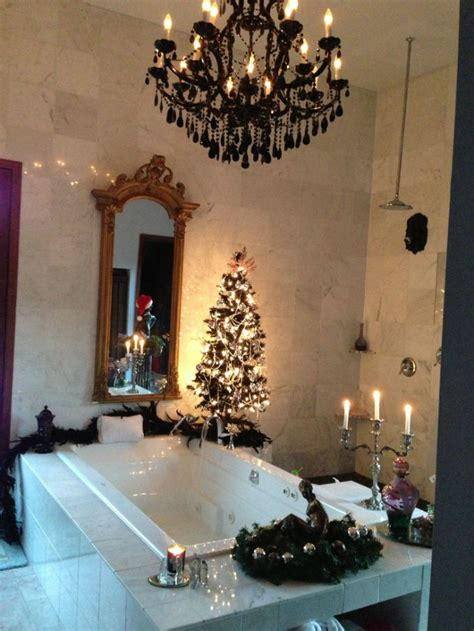 decorating the bathroom for christmas 30 bathroom christmas decorations ideas magment